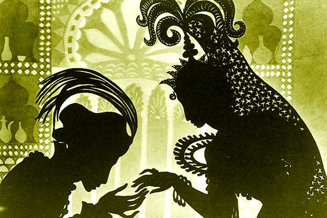 #32. The Adventures of Prince Achmed (1926)
